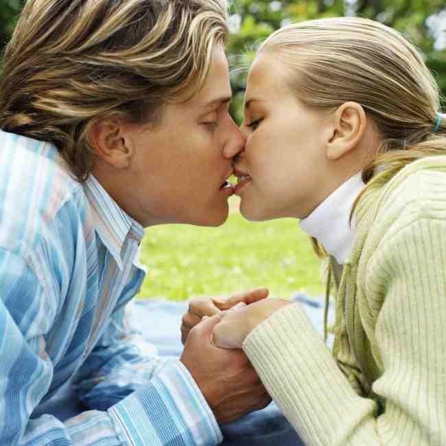 Comment lui donner envie de l'embrasser?