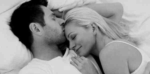 Quand un homme t'embrasse sur le front?